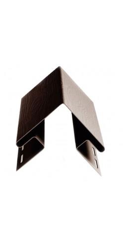 Угол наружный GL коричневый 3м