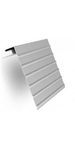 J-фаска GL (ветровая доска) белая 3м