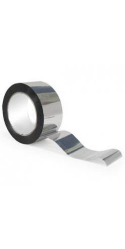 Клейкая лента металлизированная 50ммх50м TDStels (1/36шт)