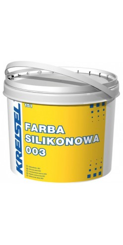 003 FARBA SILICONOWA силикон белая 10л Россия