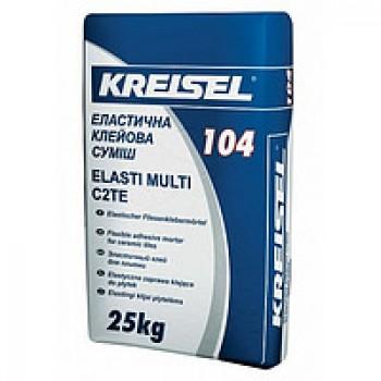 104 Клей для плитки ELASTI MULTI SPECIAL эластичный, 25 кг