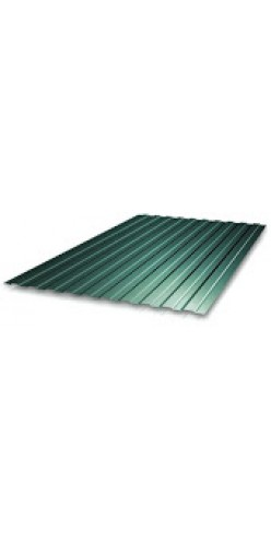 Профнастил НС20 шир. 1100/1150 ОН RAL6005 зеленый мох (СВ)