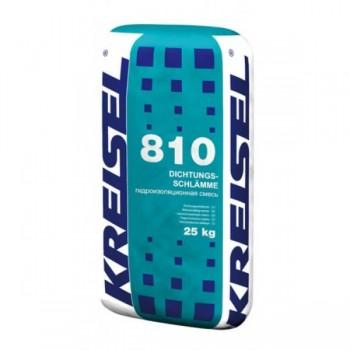 810 DICHTUNGSSCHLAMME Гидроизоляция цементная, 25 кг