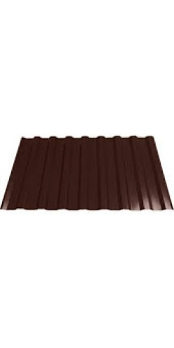 Профнастил НС20 шир. 1100/1150 ОН RAL8017 шоколад (СВ)