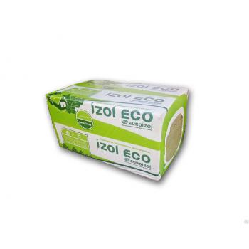 Утеплитель Евроизол Есо60 8плит 1000х600х50мм 0,24м3\4,8м2