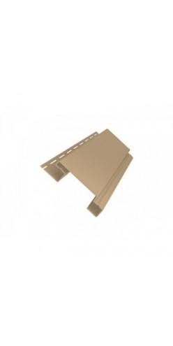 Планка (наличник) наборная для составного угла бежевый 3м