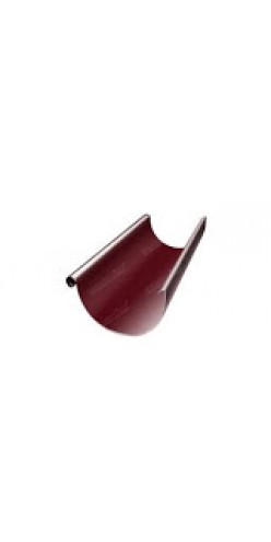 Желоб полукруг Grand Line 3м D125/90 RAL 3005 (красное вино)