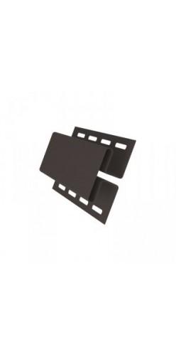 Н-профиль соединительный GL коричневый 3м