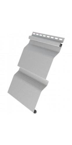 Сайдинг AMERICA (0,82 м2) серый 3,6 х 0,224м (10шт)