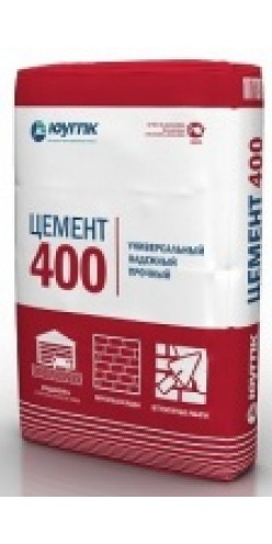Цемент М-400 40 кг