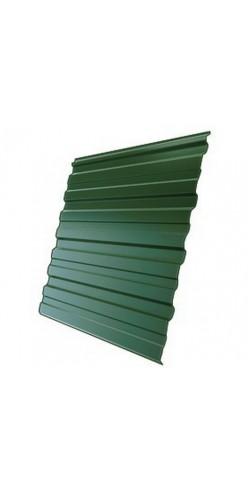 Профнастил С10 шир. 1157/1190 ОН RAL6005 зеленый мох (СВ)