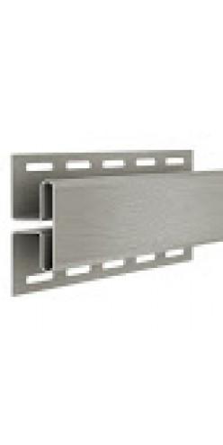 Н-профиль соединительный GL серый 3м
